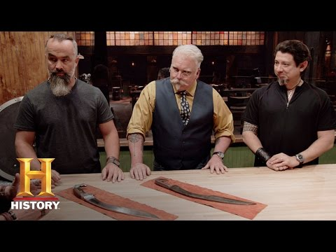 forged in fire episode guide