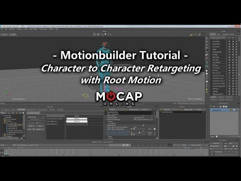 Working with Root Translation in MotionBuilder - Autodesk Community