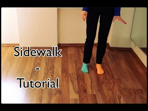MJ Tutorial - SIDEWALK