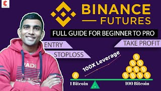 Binance Future trading complete guide, now conver 1BTC to 100BTC - CRYPTOVEL