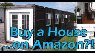 Amazon Will Now Deliver A Tiny House Directly To Your Door