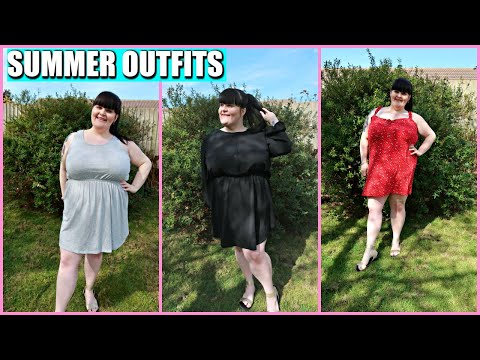 PLUS SIZE SUMMER OUTFITS 2020! - INSPIRATION DURING ISO!   ITS VORNY
