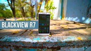 Blackview R7 полный обзор, отзыв пользователя, плюсы и минусы
