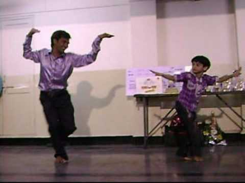 MIHIR SONI DANCING WITH DADDY .mpg