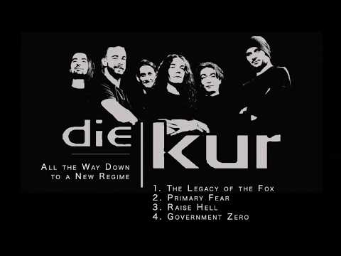 All The Way Down to a New Regime (Die Kur Full EP)