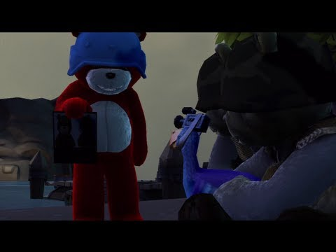 Naughty Bear - Episode 3: Big Ted is Watching