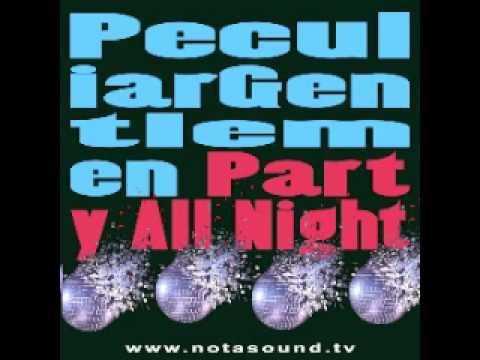 Party All Night - Peculiar Gentlemen - ATT Blackberry Torch Commercial