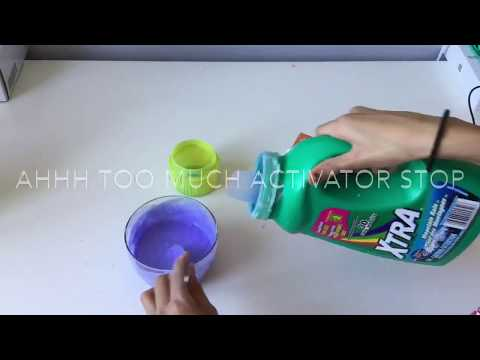 attempting-to-make-slime-with-xtra-laundry-detergent