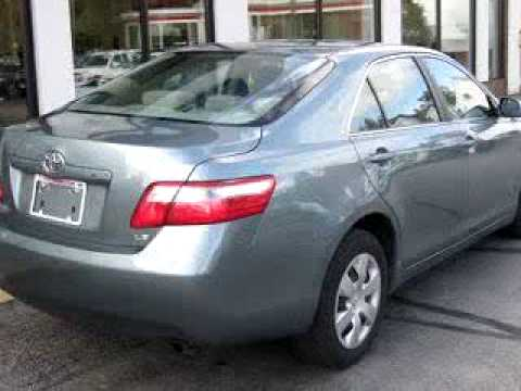 SOLD - 2009 Toyota Camry LE 03246 Irwin Toyota Sci...