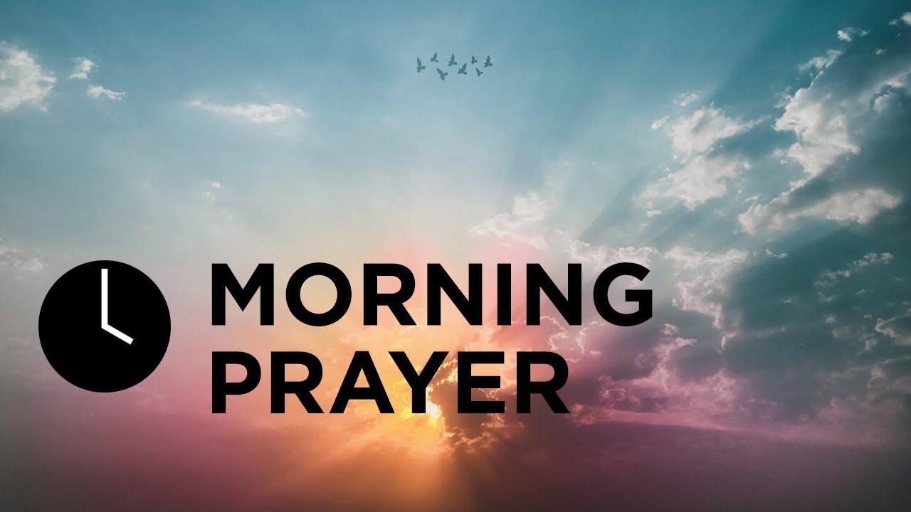 Morning Prayer | Joyce Meyer