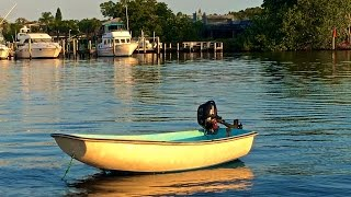 The Absolute BEST Cruising Dinghy!!!