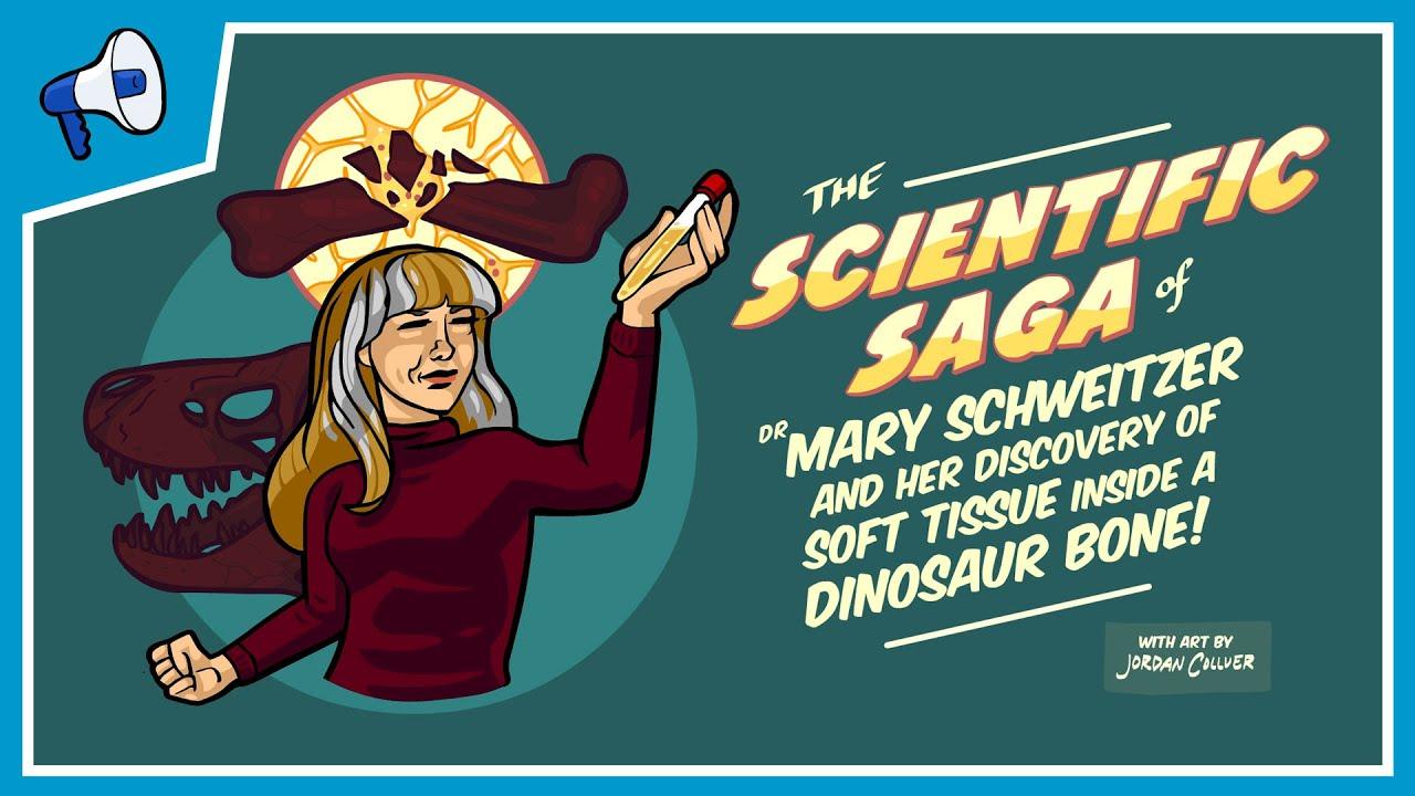 Can you use carbon dating of dinosaur bones cartoon