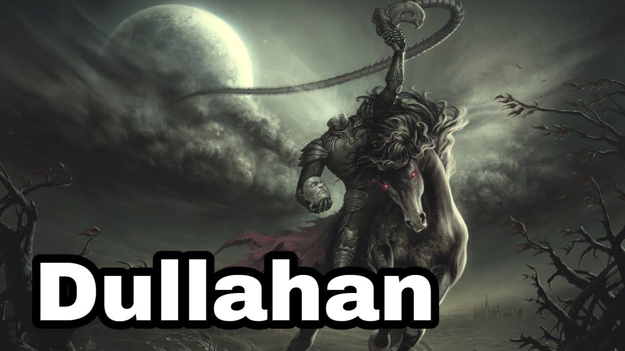 Dullahan, le cavalier sans tête (Mythologie Celtique)