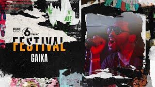Gaika - Spectacular Anthem (6 Music Festival 2020)
