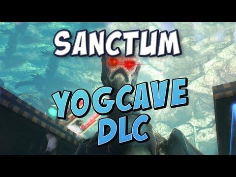 Yogscast - Sanctum - Yogscave DLC