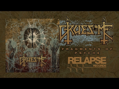 "GRUESOME - ""Fragments of Psyche"" (Official Track Ft. Sean Reinert)"
