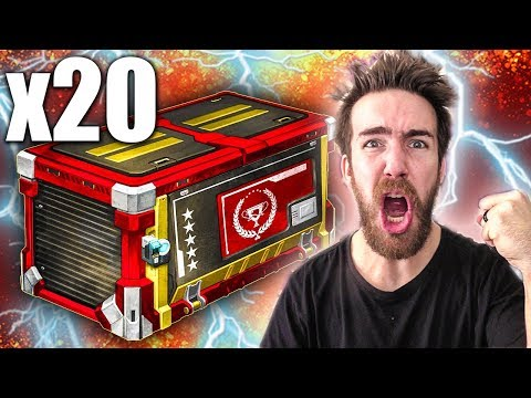 20 NEW TRIUMPH ROCKET LEAGUE CRATE OPENING!