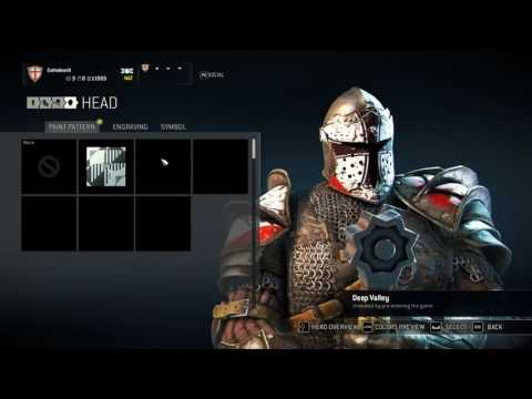 For Honor 25 CRATE OPENING(Rep 3 Warden)