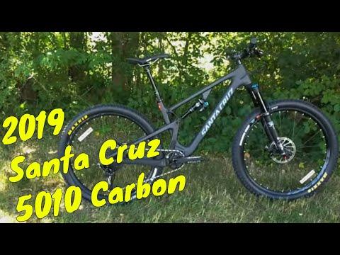 The ALL NEW 2019 Santa Cruz 5010 - Ultimate Trail Bike