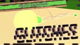 GLITCHES! - Roblox Elemental Battlegrounds