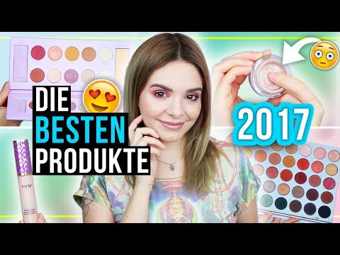 Die BESTEN Produkte 2017! – JAHRESFAVORITEN – Alycia Marie