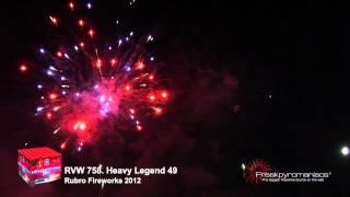 Heavy Legend 49   Rubro Fireworks 2012