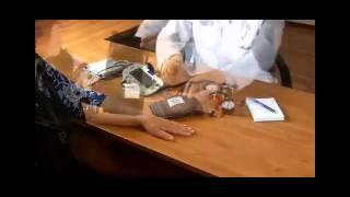 Тестирование электронных тонометров.mp4(http://mivdoc.ru/.В этом ролике Вы сможете ознакомиться с методикой проверки точности измерения электронных тоном..., 2012-02-22T11:20:54.000Z)