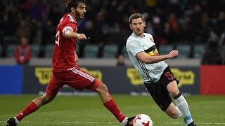 Video Gol Pertandingan Rusia vs Belgia