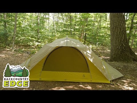 Sierra Designs Flash 2 FL Backpacking Tent & Sierra Designs Flash 2 FL Backpacking Tent - YouTube