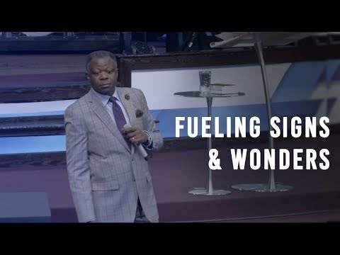 Fueling Signs & Wonders   Guest Speaker: Bishop Eastwood Anaba   Word of Life Christian Center