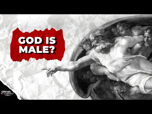 Does God have the right to identify as male?