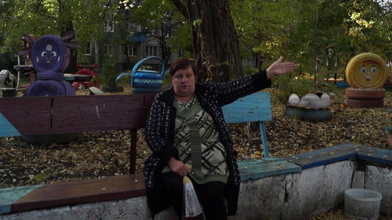 «Здесь никогда не было перемирия», — жительница Октябрьского