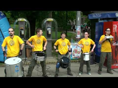 Sarajevo Drum Orchestra Part I