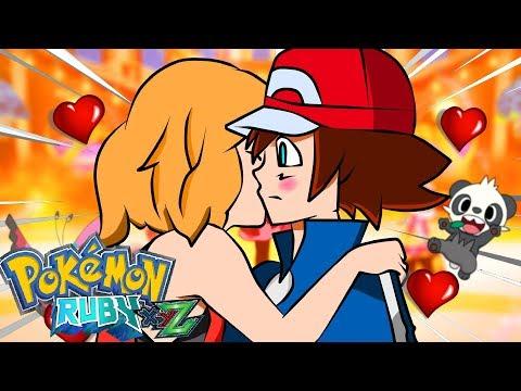 Minecraft: QUASE BEIJEI A SERENA 💖 - Pokemon Ruby (Pokémon XYZ) #260 ‹ Goten