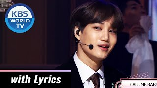 EXO(엑소) - CALL ME BABY [The 2017 KBS Song Festival / ENG / 2017.12.29]