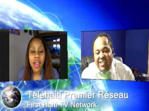 Haiti Earthquake Joseph Denise  Architect Martin Joseph Interview Via Telehaiti