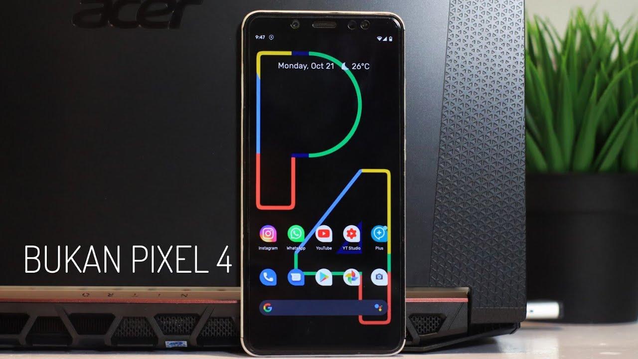 Google Pixel Redmi 5