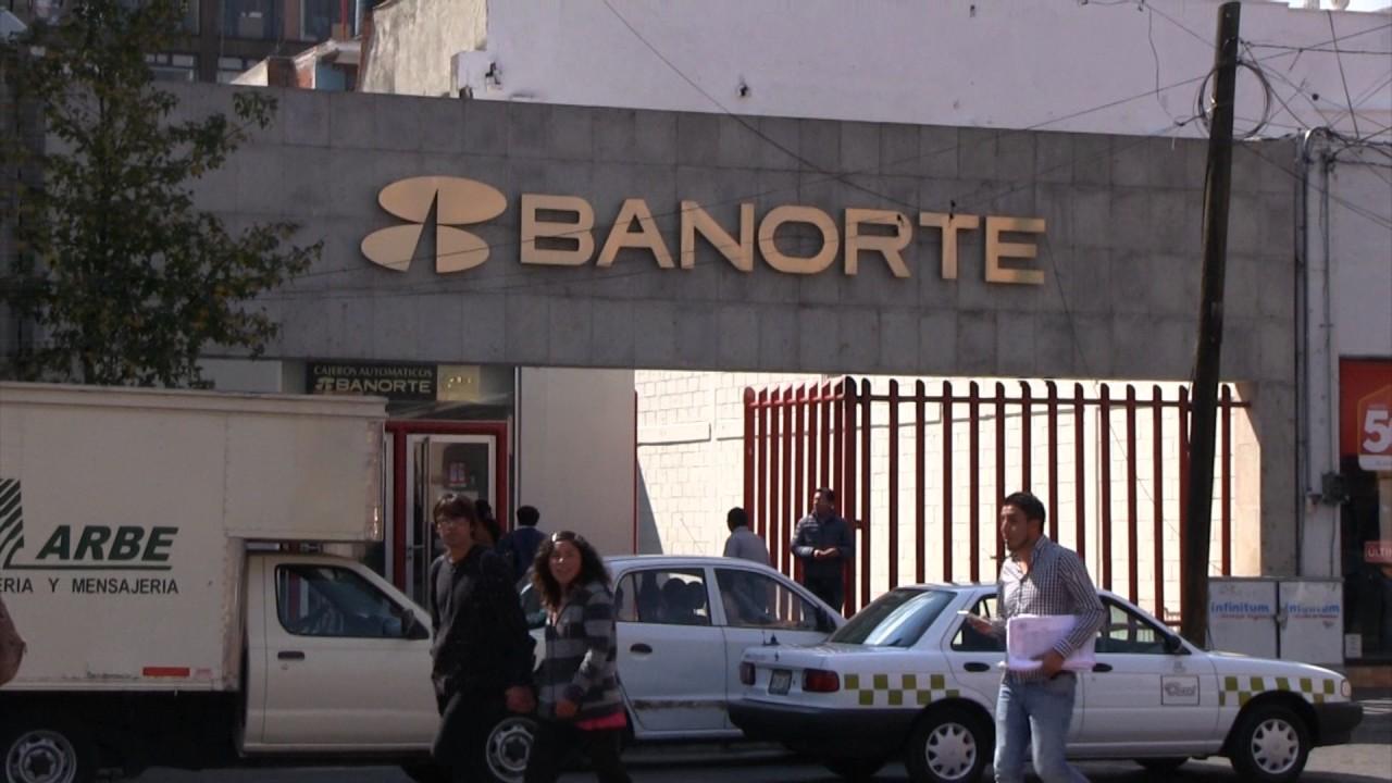 Banorte: STOCK BANCOS, BANORTE Y CAJERO BANORTE EN TOLUCA