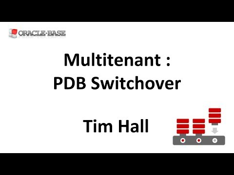 Multitenant : Refreshable PDB Switchover in Oracle Database 18c Onward