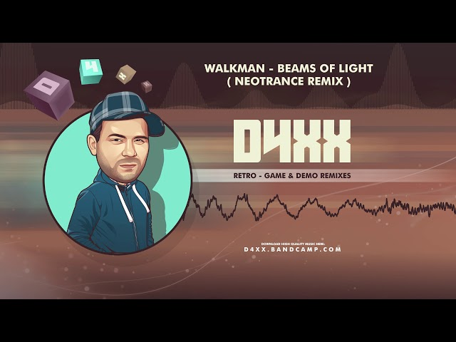 Walkman - Beams of light (Neotrance Remix)