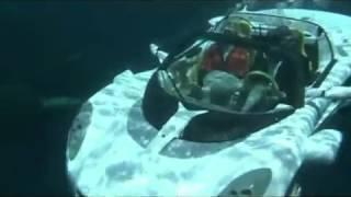 первый подводный автомобиль Rinspeed sQuba