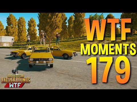 PUBG Funny WTF Moments Highlights Ep 179 (playerunknown's battlegrounds Plays)