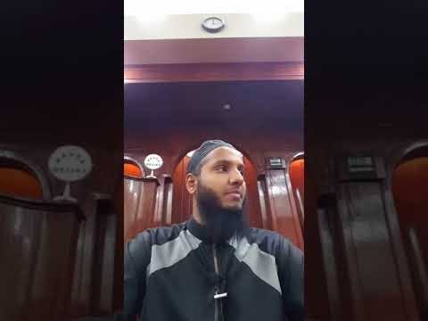 Hadith 25: Equal Opportunity - Mufti Hussain Kamani