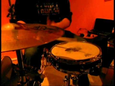 ★ Advanced Drum Lesson ★ Kick Hat Snare 08