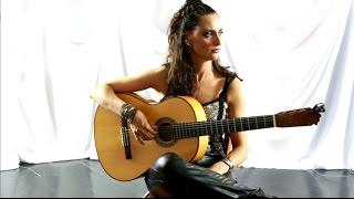 Flamenco Tribute to Michael Jackson - Scream (cover)