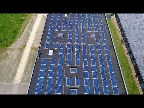 Solar Site Inspection | DroneGrid