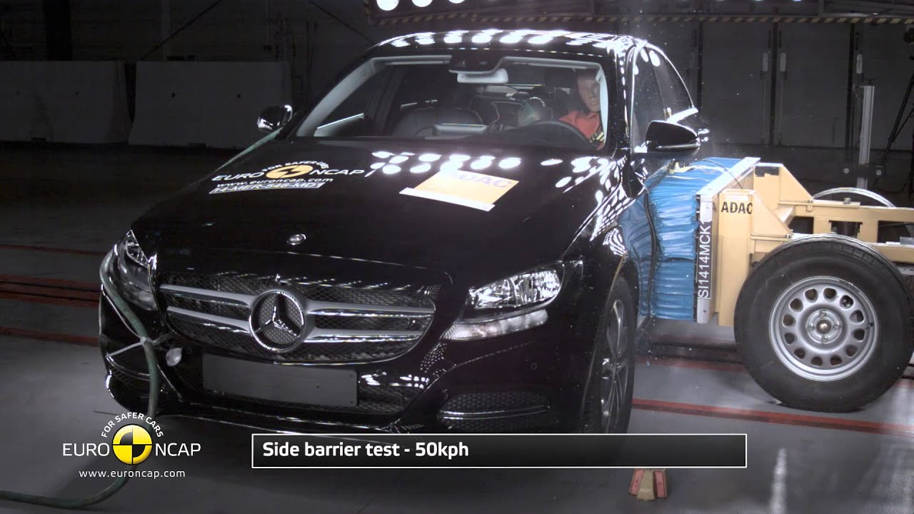 Mercedes Gl Class Crash Test