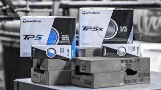 Golf Spotlight 2017 - TaylorMade TP5 Balls