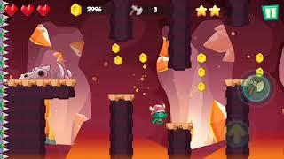 Jungle Adventures: Super World | Lava Plains | Gameplay Video Walkthrough part 16