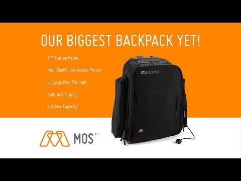Blackpack Grande - Our Biggest Backpack Yet!